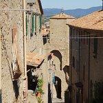 Viuzza del borgo di Castiglione della Pescaia