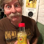Panols hot sauce is great on the fried chicken