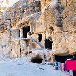 Foto Al-Beidha - Petra Kecil