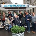 Detroit Rolling Pub의 사진