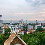 Photo of Pattaya City Sign - Viewpoint