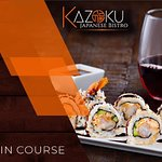 Monday Madness  order a glass of wine or a cocktail and get 15% off of any sushi or main course