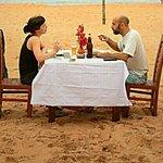 Фотография Panchi Point beach restaurant