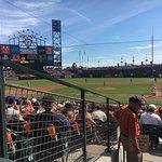 San Francisco Giants vs Los Angeles Dodgers à l'AT&T Park