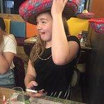 Enjoying the sombreros