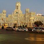 صورة فوتوغرافية لـ Plaza de Cibeles