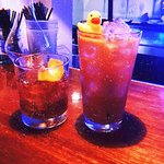 Old Fashioned & Rum Punch