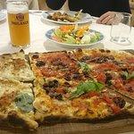 Bild från Pizza a Metro da Gigino L'Universita Della Pizza