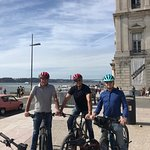 Photo of Cycling Lisbon