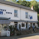 The Cove Cafe Pentewan.