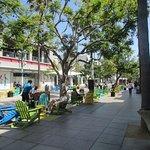 Promenade chairs