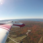 Acadia Air Tours Glider Flight