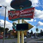 Foto van Flying Saucer Drive-In