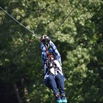 """My first time """"Zipping"""""""