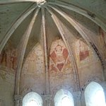 Frescoes from 1,000 years ago