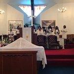 Beautiful gospel choir