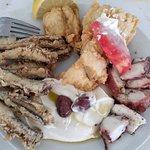 Foto van Fish Tavern Galini