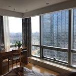 Yousu Apartment Hotel Nanjing Xuanwu Lake Jinmao Square