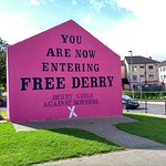 Foto de Bogside History Tours