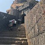 Bilde fra Lohagad Fort