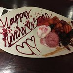 Our Wedding Anniversary Desserts!