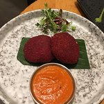Our highly recommended Beetroot Delight.