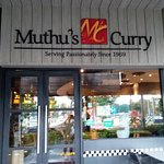 Muthu's Main Entrance