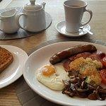 Foto de The Living Cafe