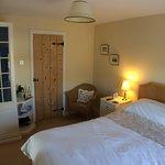 Kingham Room (first floor) with en suite.
