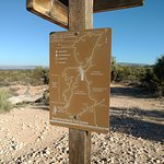 Dead Horse Ranch Trail Map Locator