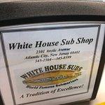 Foto de White House Sub Shop