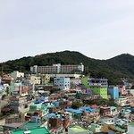 甘川文化村照片