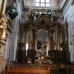 Main altar, St. Anne's church, Warsaw