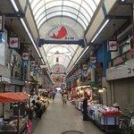 Uontana Shopping Street resmi