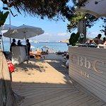 Foto di Cala Bassa Beach Club