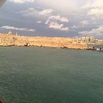 Foto van Valletta Waterfront