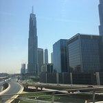 Foto van Metro van Dubai