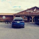 Foto van Ashton's Burger Barn