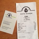 Photo of Koto Ramen