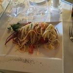 spaghetti all'astice - gradevoli sapori al palato