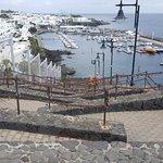 Walk from Puerto del Carmen to Puerto Calero Foto