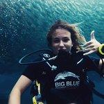 Diving with Big Blue @Hin Wong Pinnacle