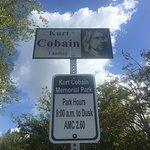 Photo of Kurt Cobain Memorial Park