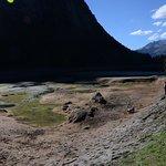 Le Lac de Montriond照片