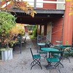 Bild från Hellmanska Gårdens Café