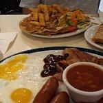 Foto van Eddies Cafe Regina