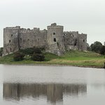 Φωτογραφία: Carew Castle & Tidal Mill