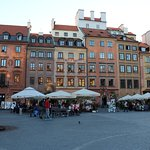 Foto van Oude stad plein markt (Rynek Starego Miasta)