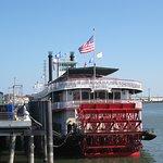 Natche z Quenn steamboat