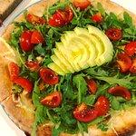 Vegan Rustica Pizza